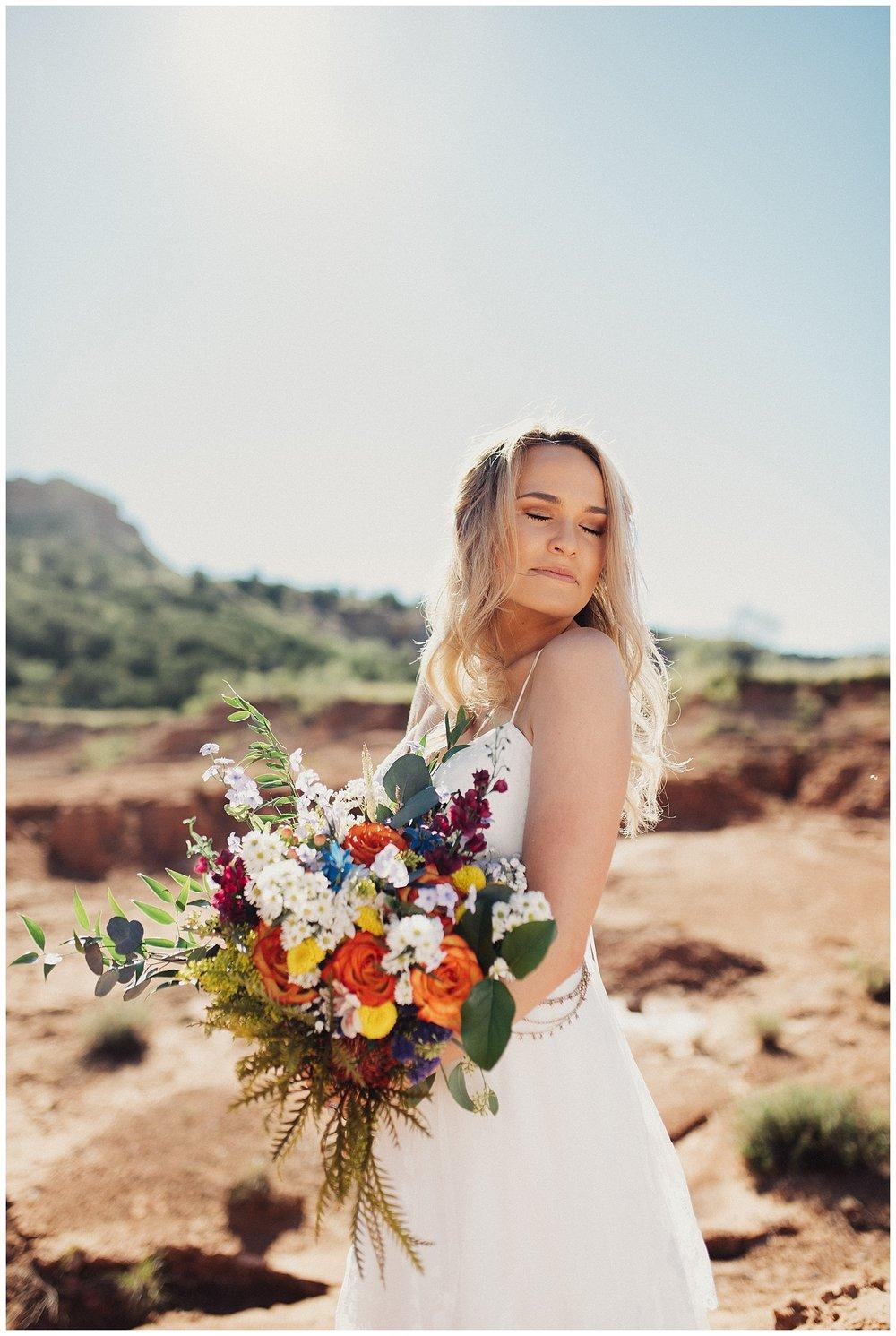 Wildflower Bouquet Eden Strader