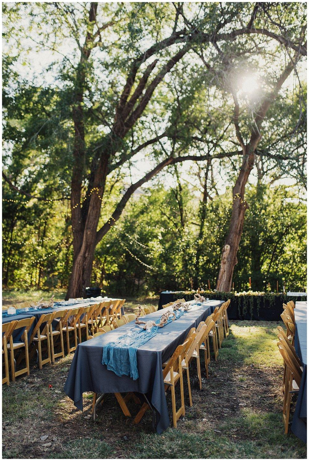 Texas Backyard Wedding