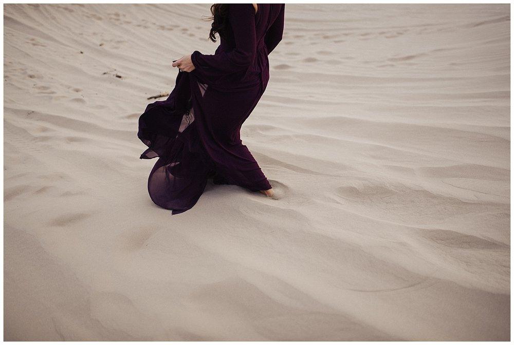 Eden Strader Little Sahara