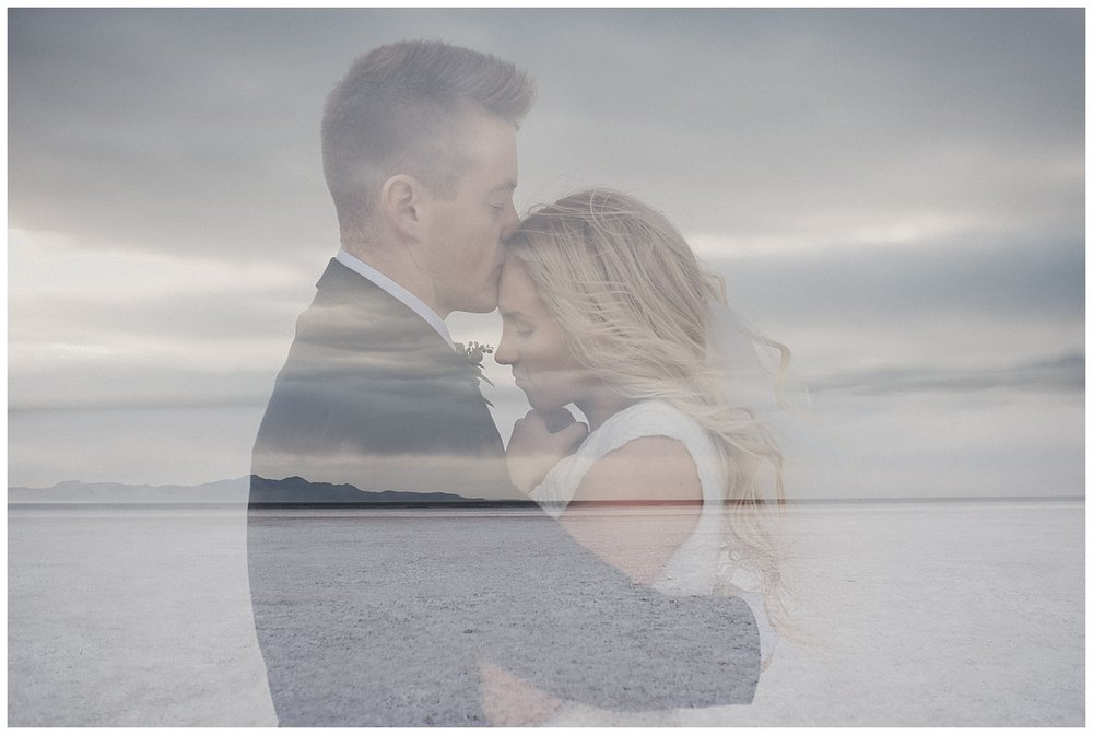 Bridals at the Saltair Utah