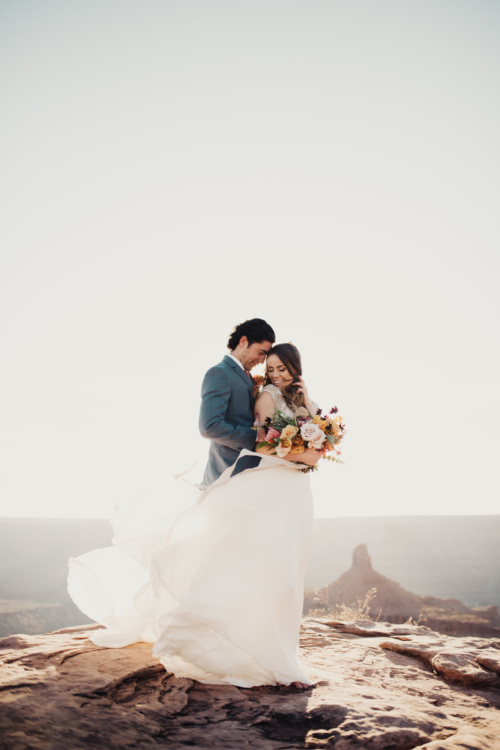 Red Rock Bridals Dead Horse Point
