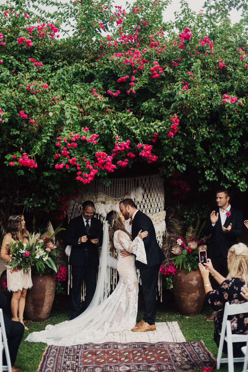 Palm Springs Moroccan Wedding