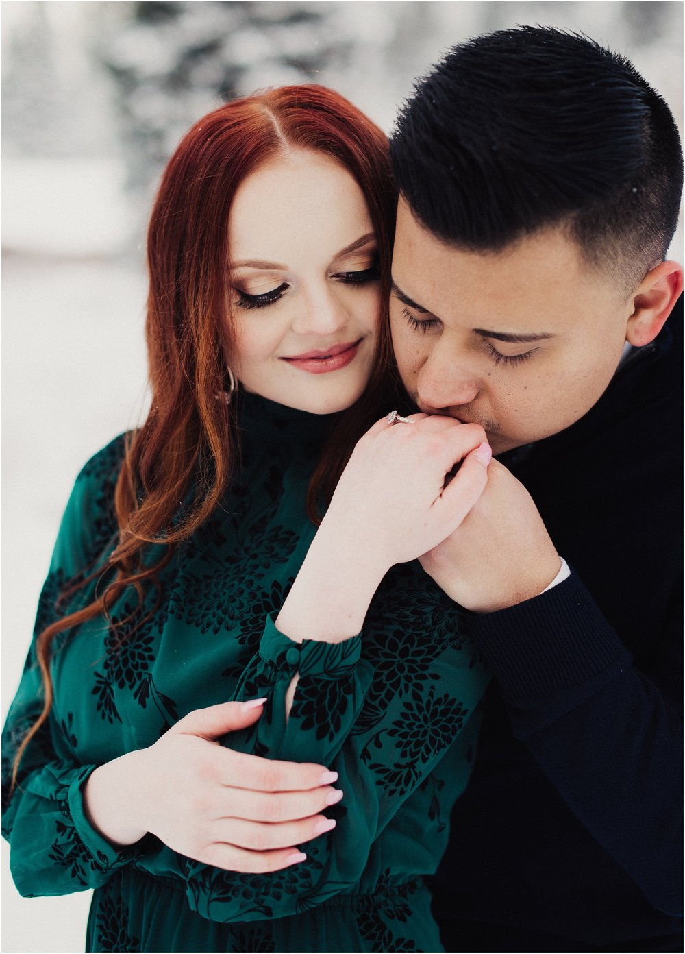 Winter Canyon Engagements