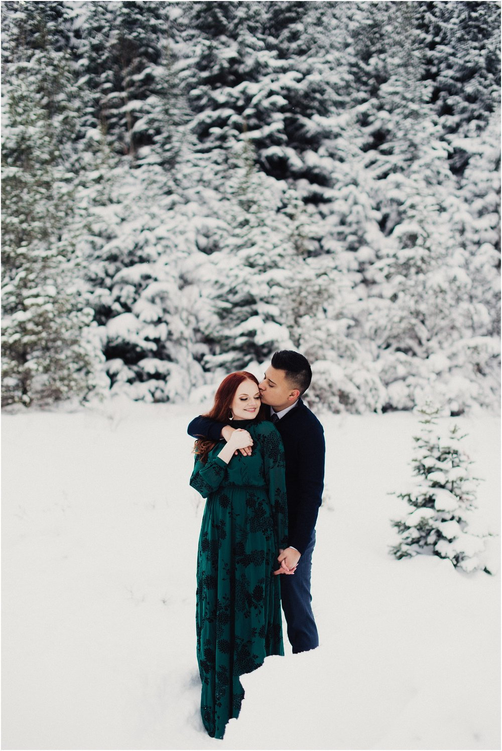 Snowy Engagements