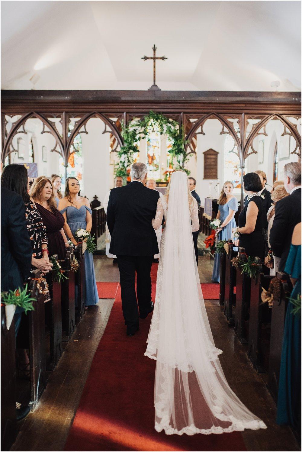 Bermuda Church Wedding