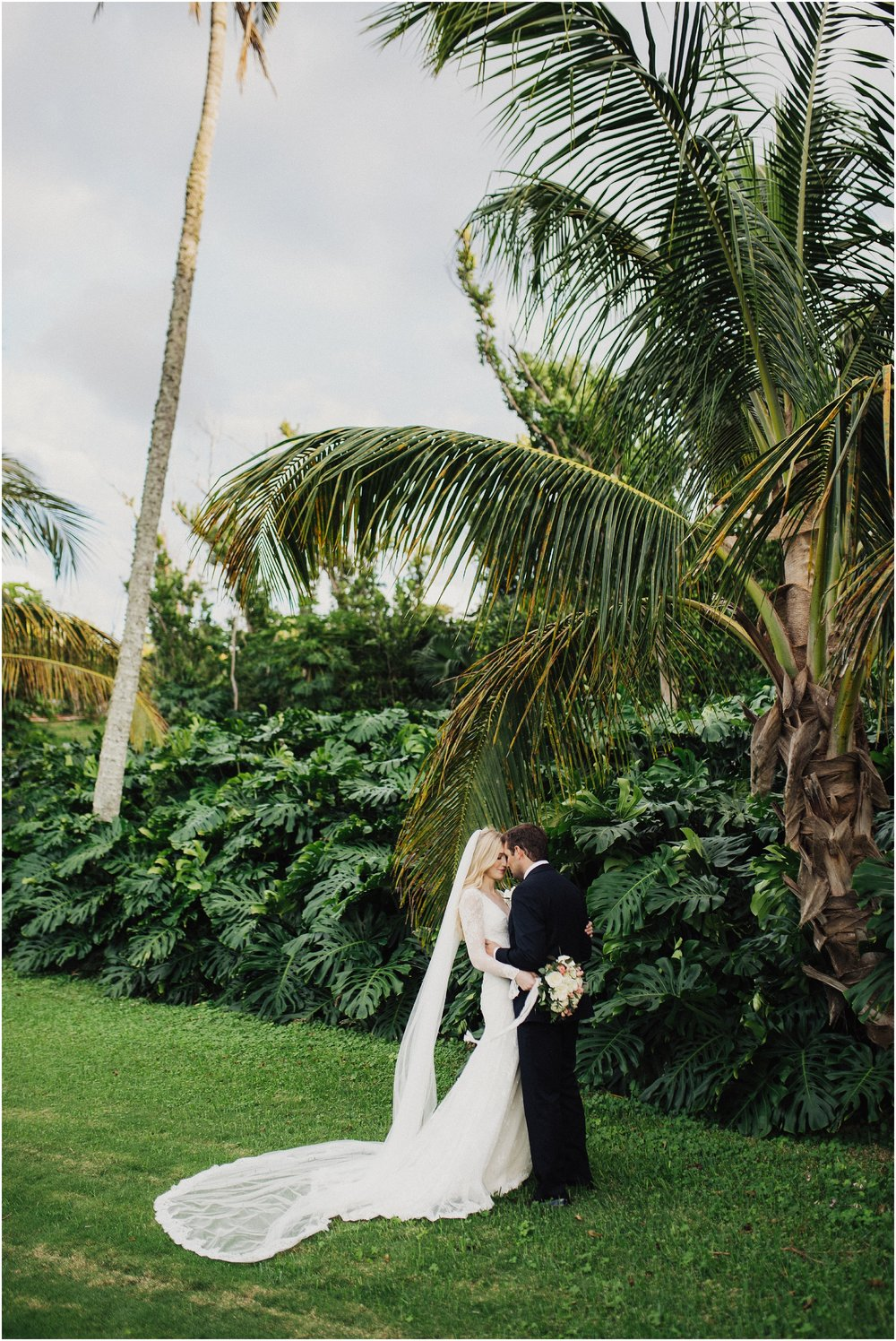 Tropical Wedding in Bermuda