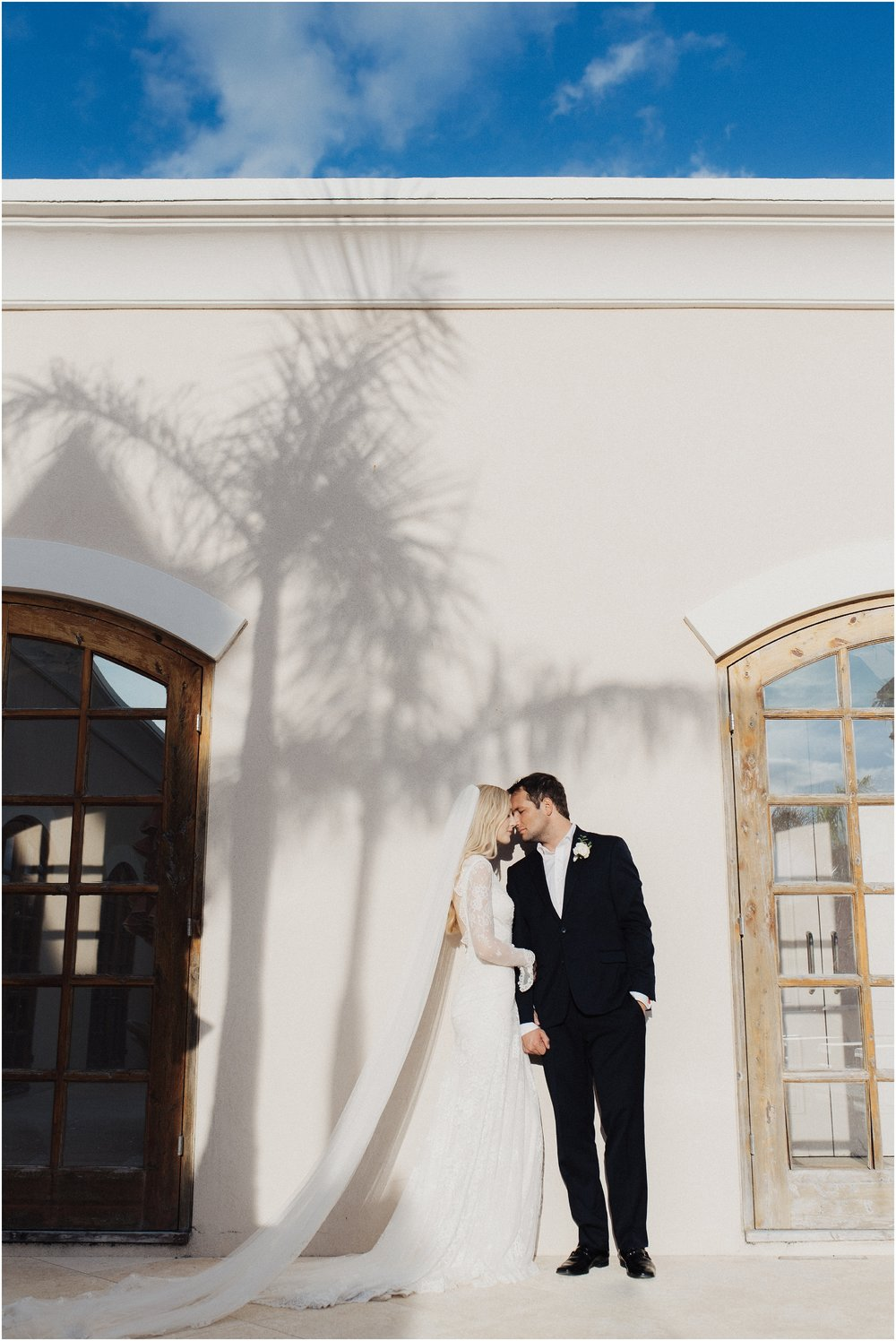 Tropical Bermuda Wedding Eden Strader Photography