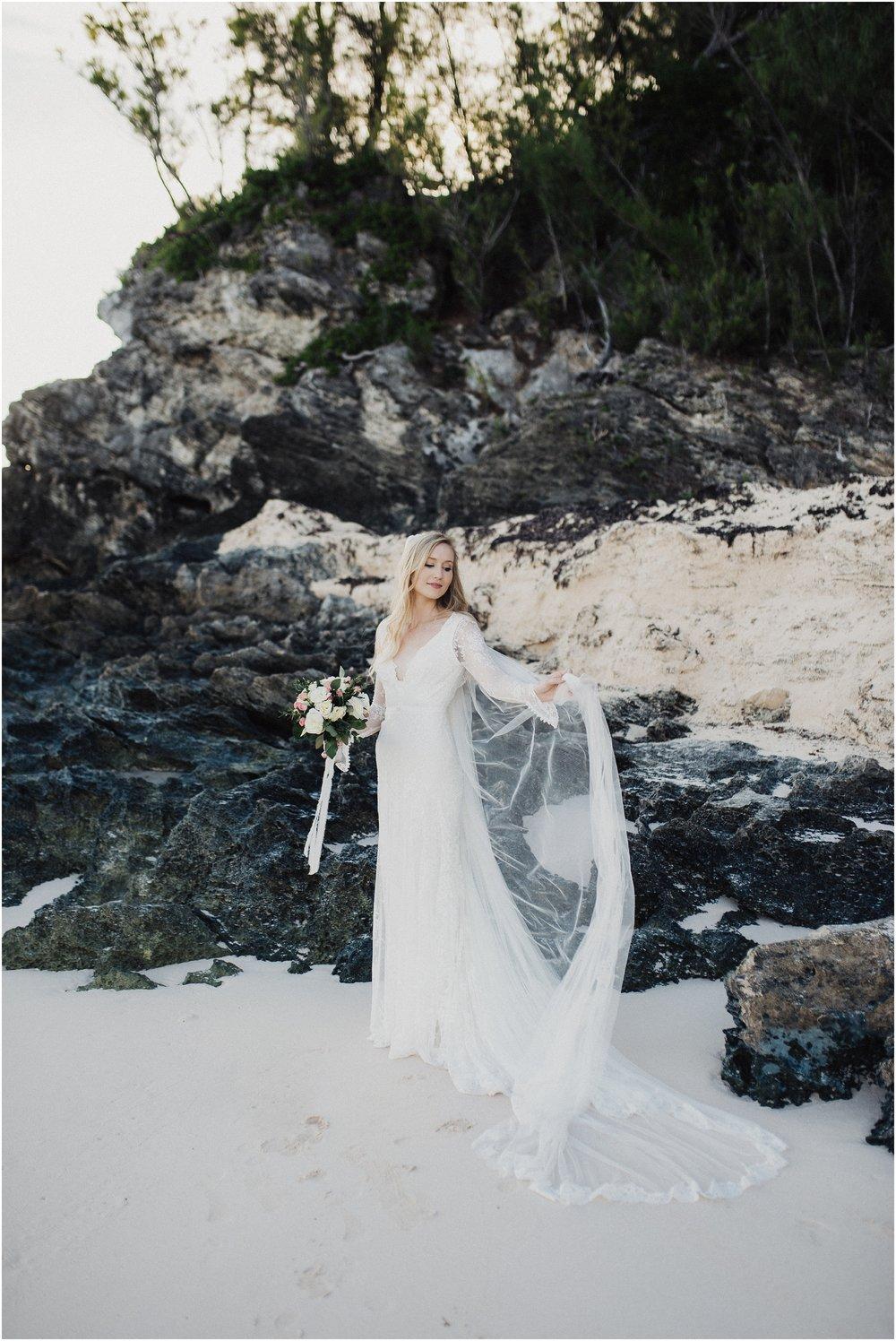 Rocky Beach Bridals