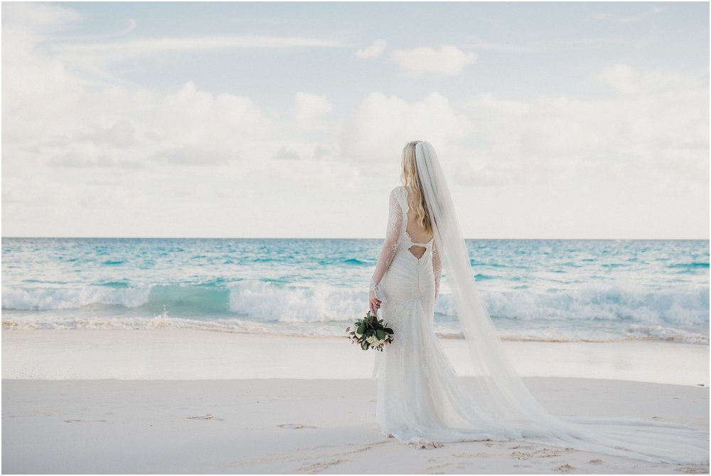 bermuda bride at rosewood tuckers point