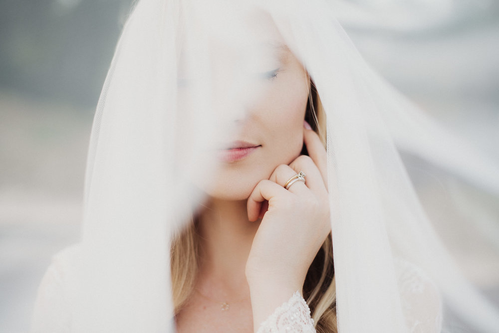 Bermuda Wedding Bridal Details