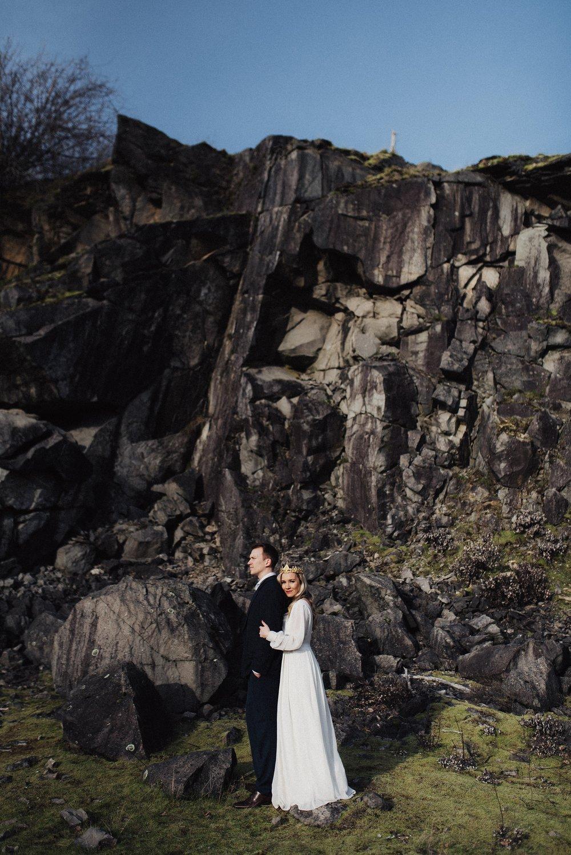 Government Cove Oregon Bridals