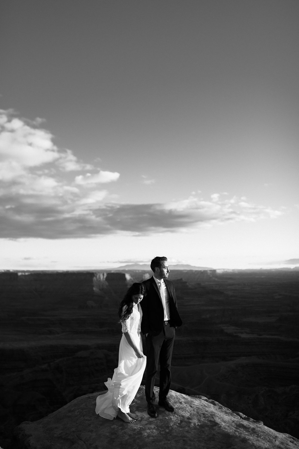 Eden Strader Photography at Dead Horse Point