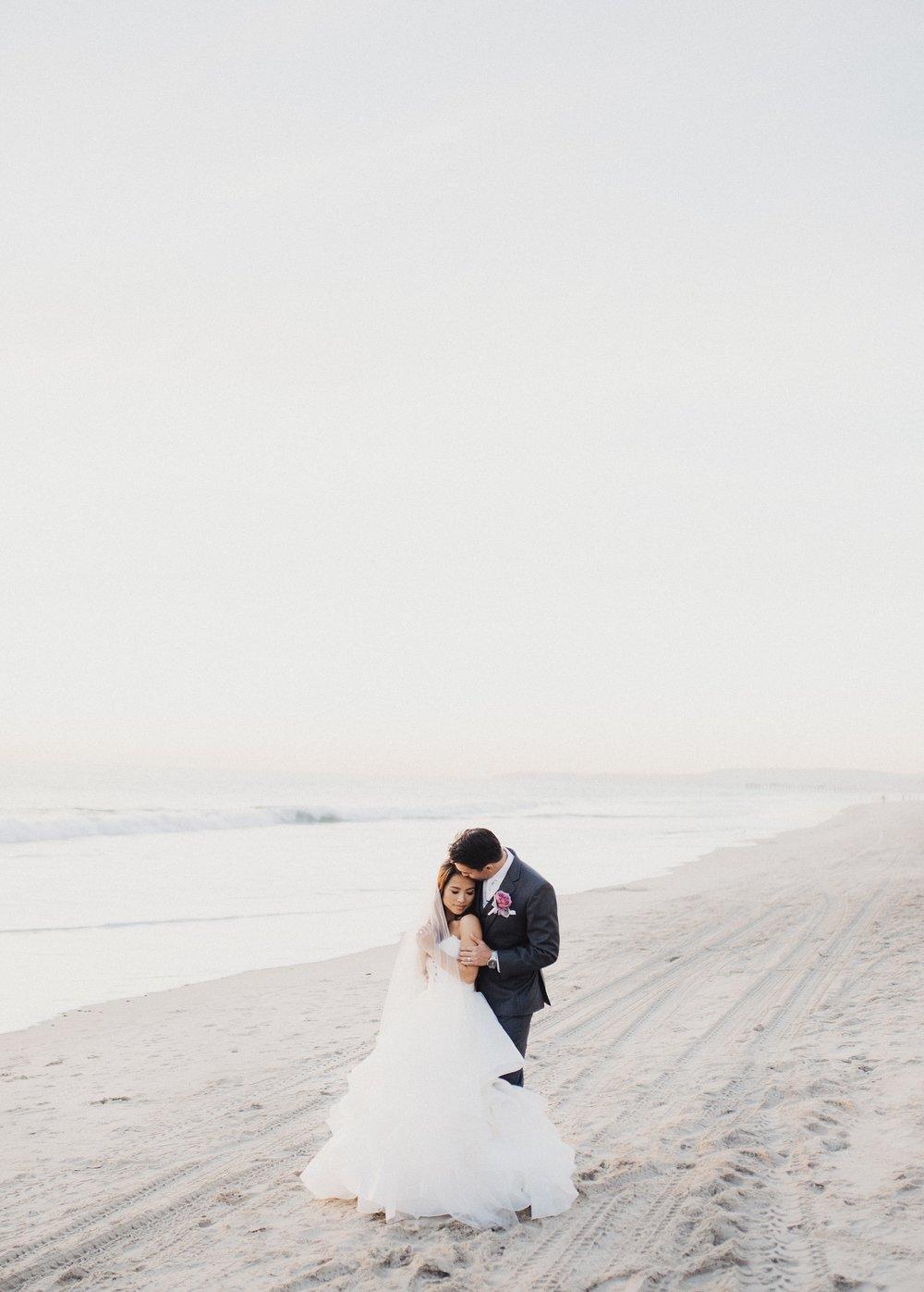 Beach Wedding in San Clemente