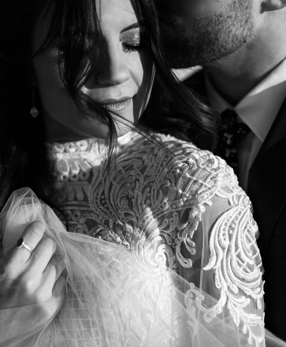 Eden Strader Photography Winter Bridals