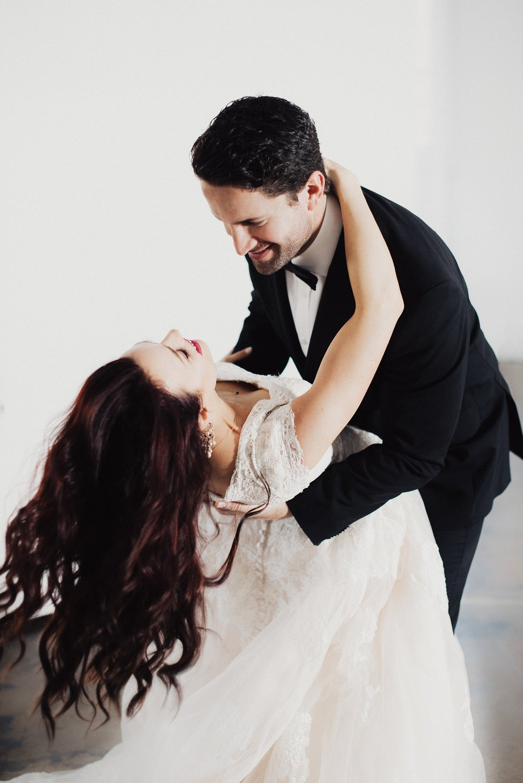 Studio Wedding Photos