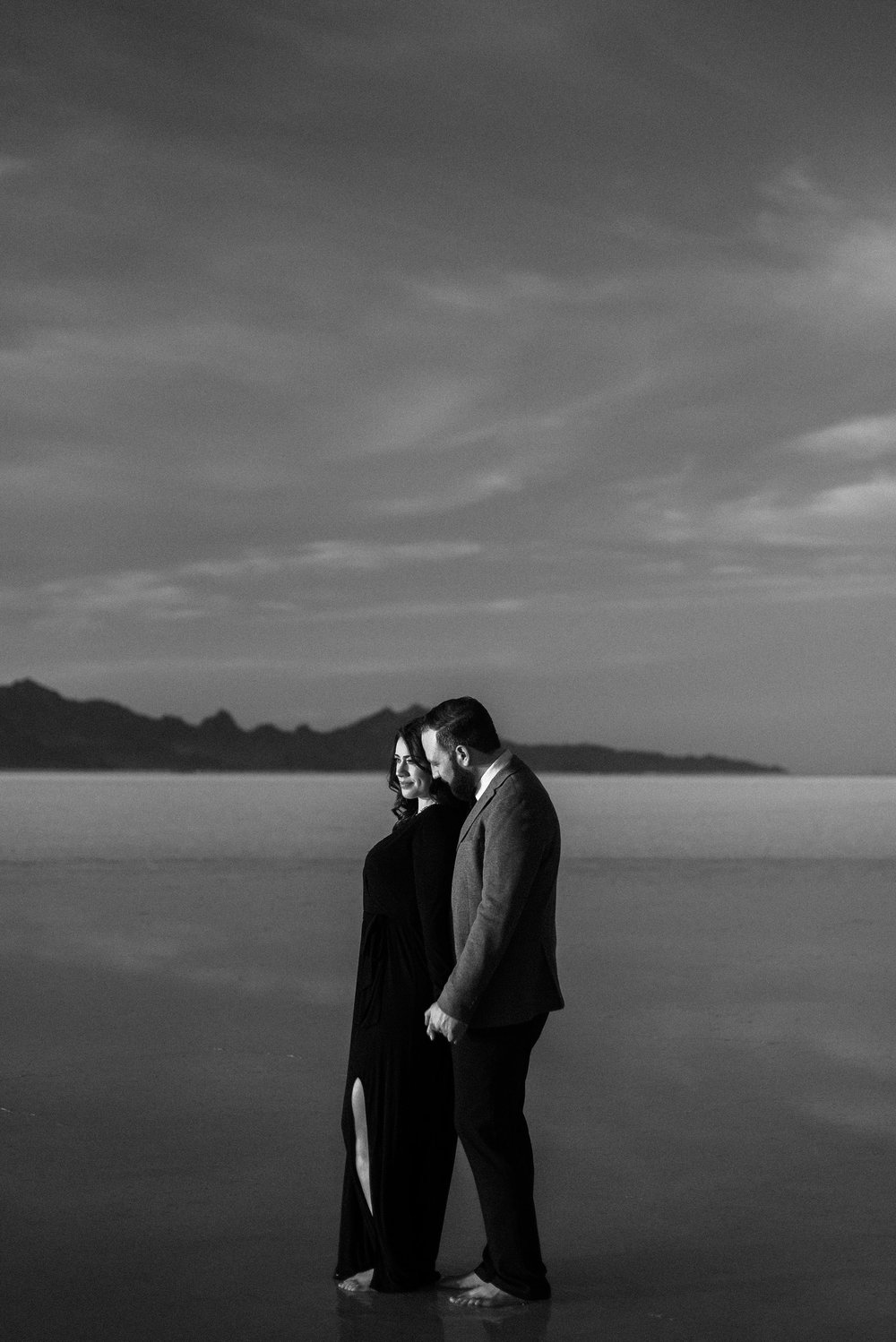 Bonneville Salt Flats Engagements