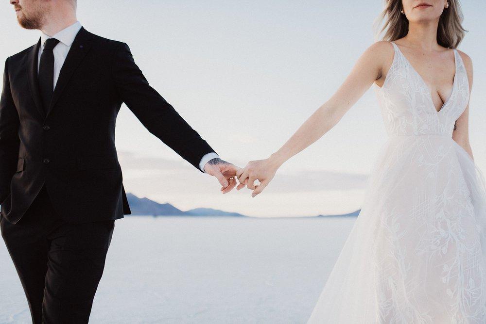 Eden Strader Bridal Elopement
