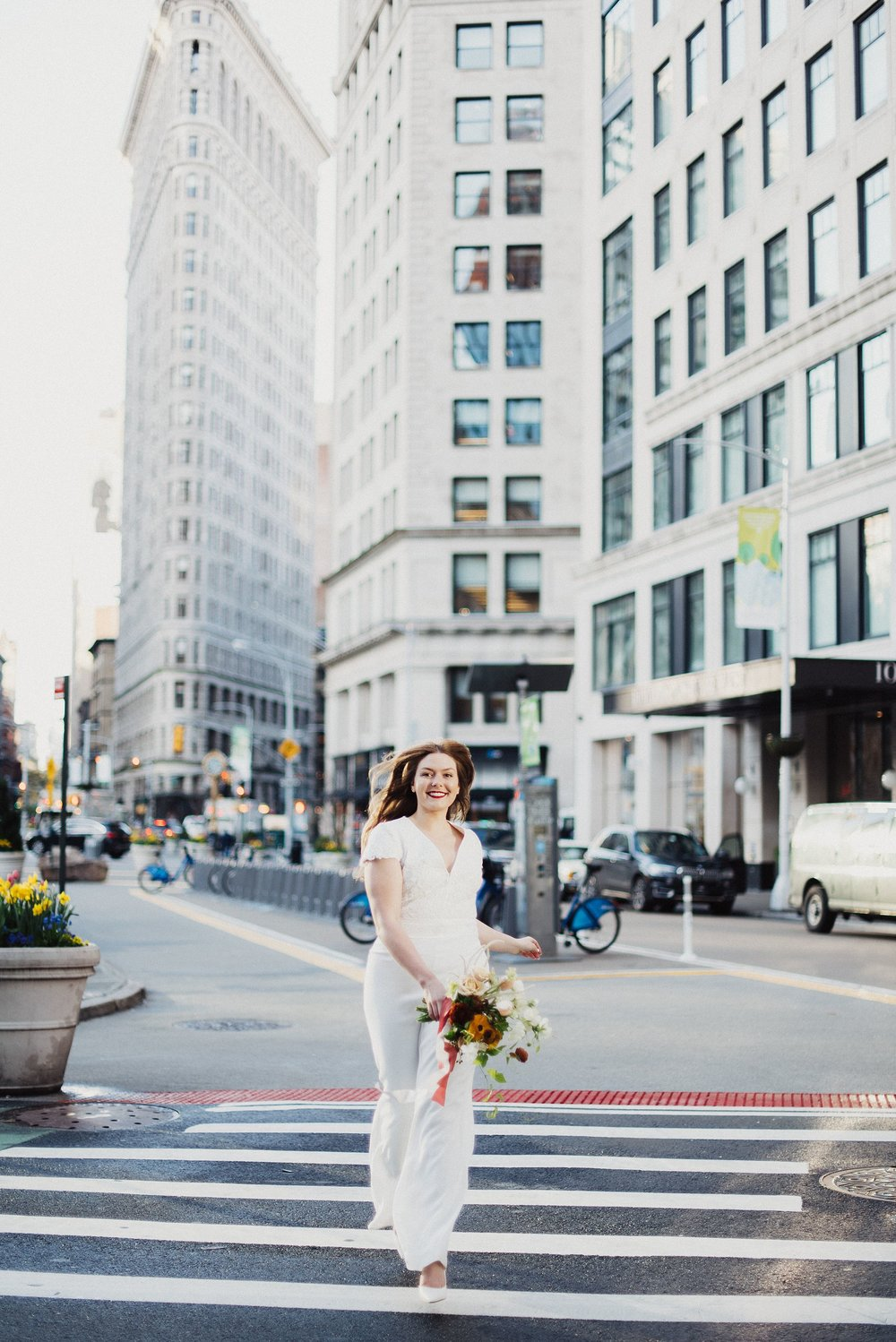 Flatiron Building Elopement