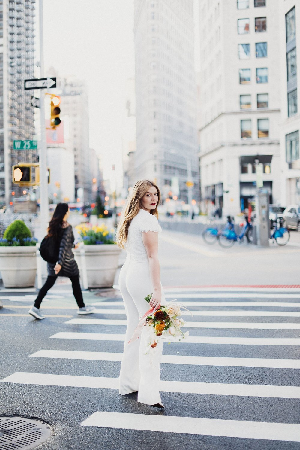 Downtown NYC Elopement