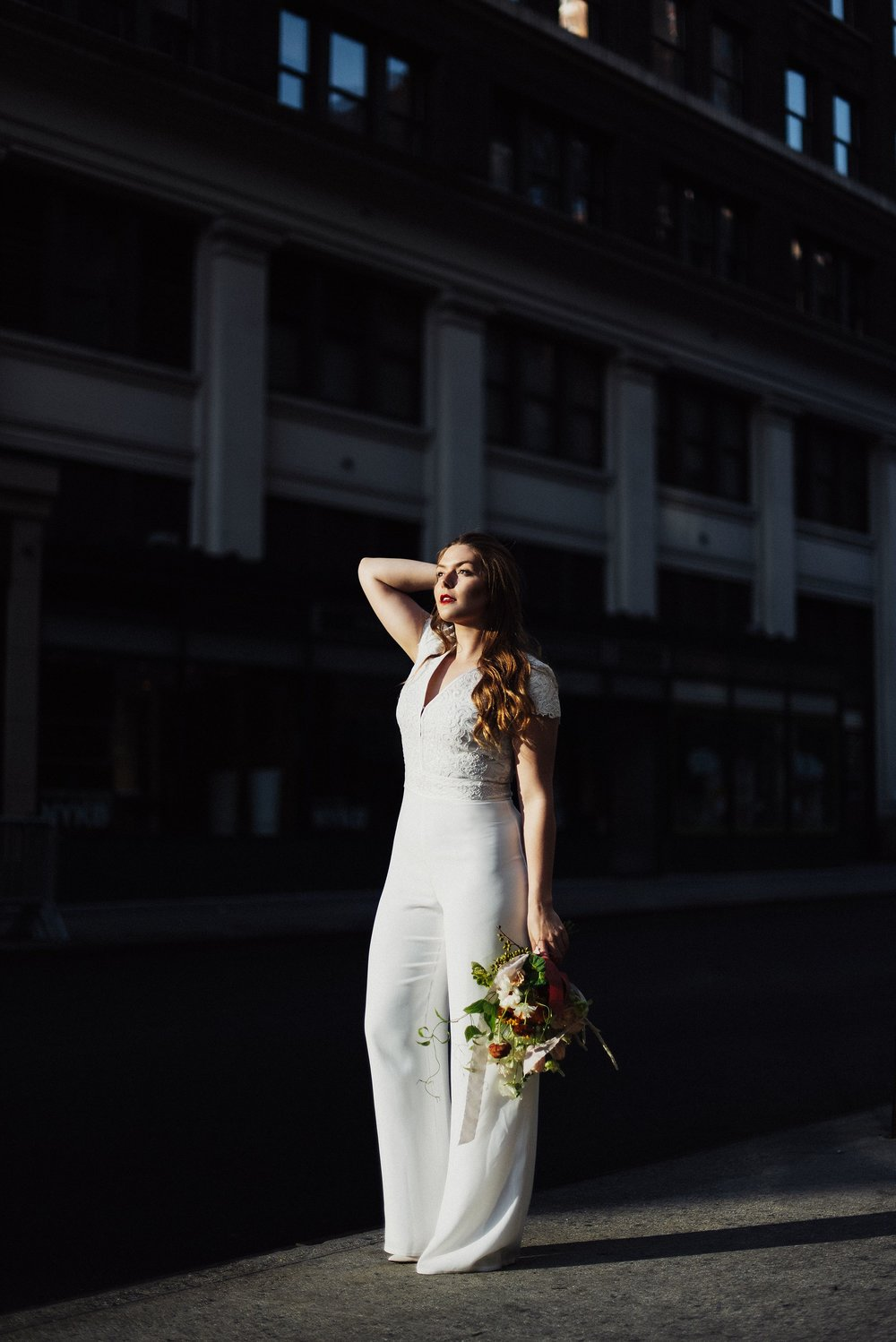 Downtown City Bridals