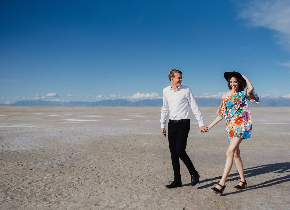 Salt Lake Engagements
