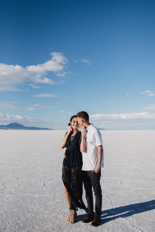 Eden Strader Salt Flats