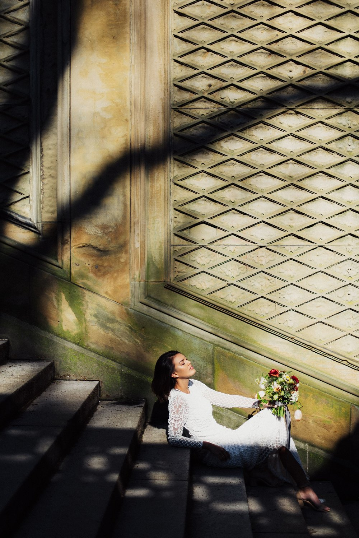 New York Wedding Photographer Eden Strader