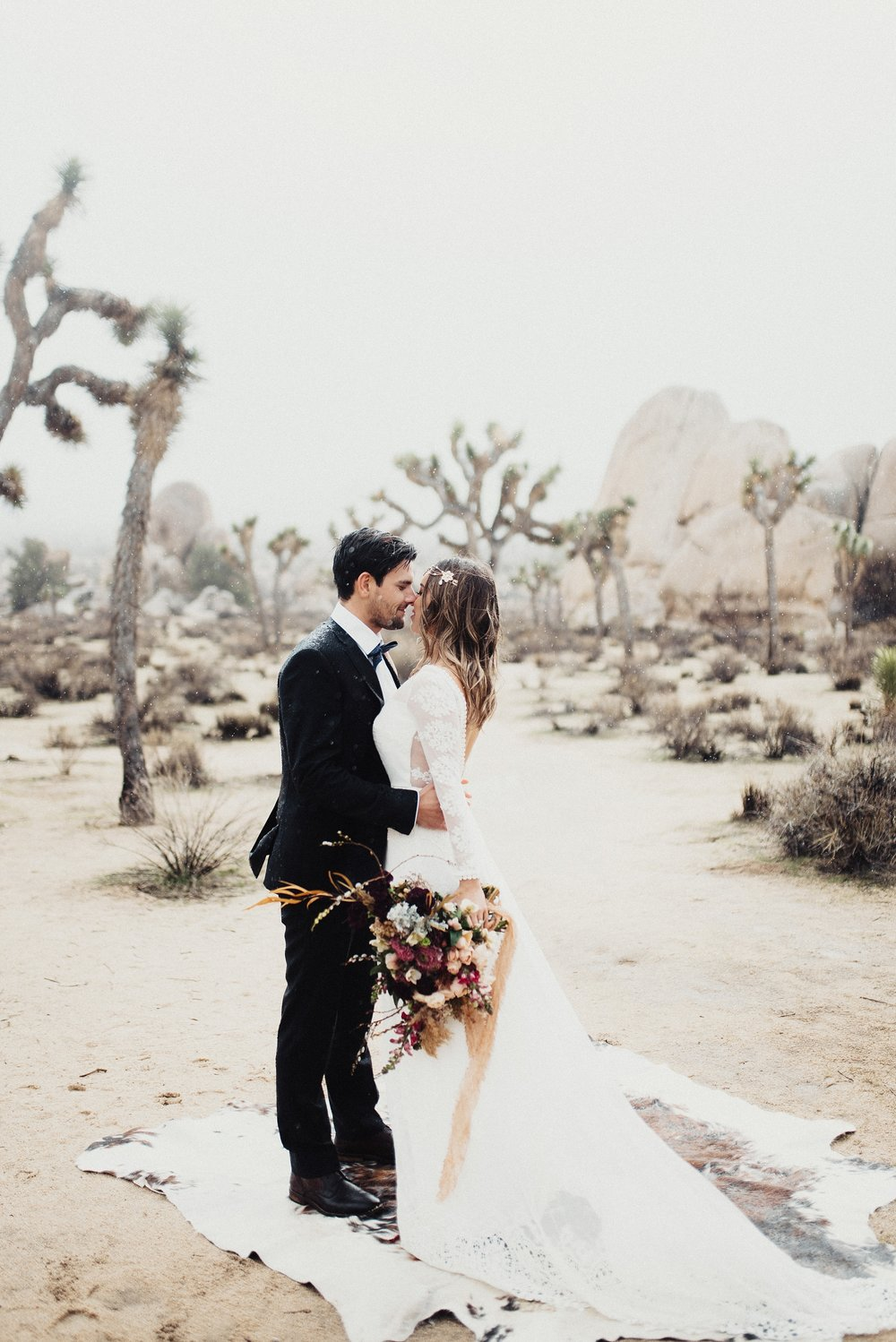 Joshua Tree Wedding California
