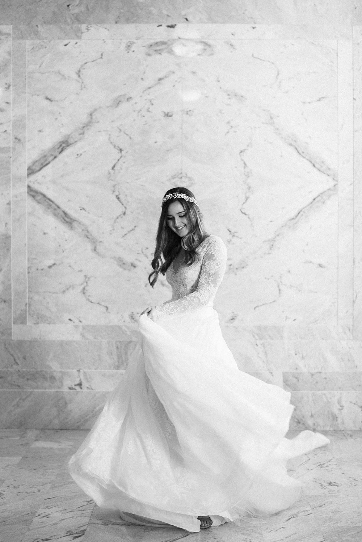 Utah State Capitol Wedding
