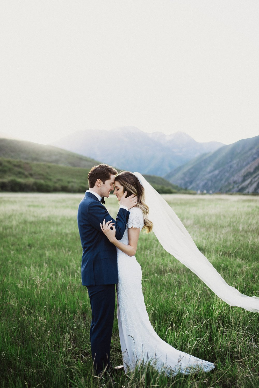 Utah Canyon Wedding