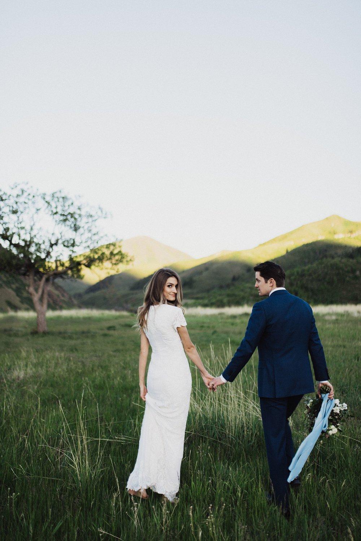 Provo Canyon Wedding
