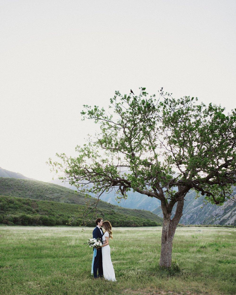 Provo Canyon Bridals Eden Strader