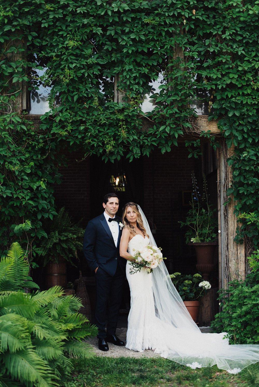 New York City Wedding at Blue Hill at Stone Barns