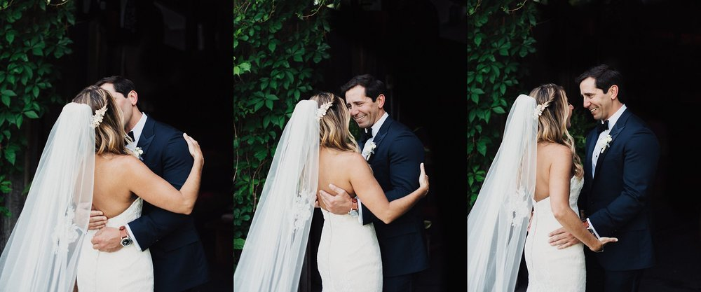 Blue Hill at Stone Barns wedding in new york