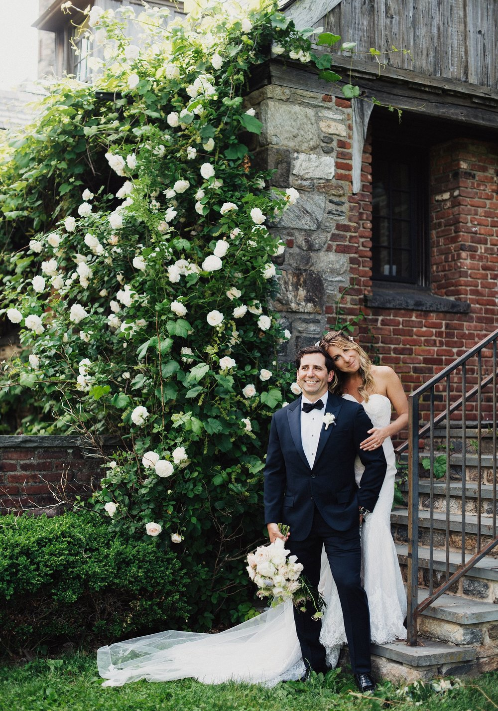 Blue Hill at Stone Barns New York Wedding