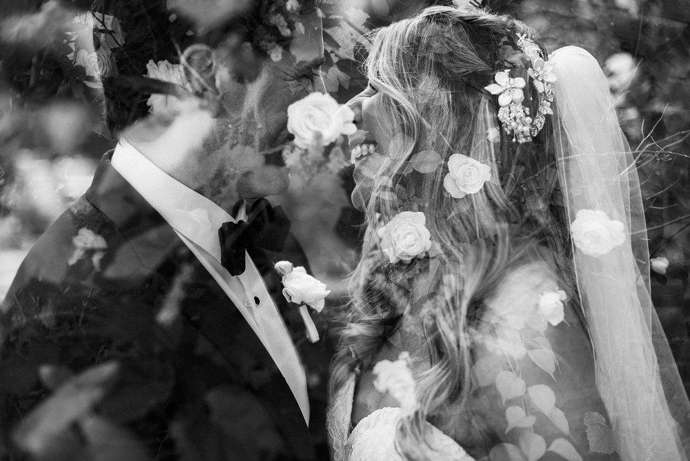 wedding at blue hill at stone barns new york