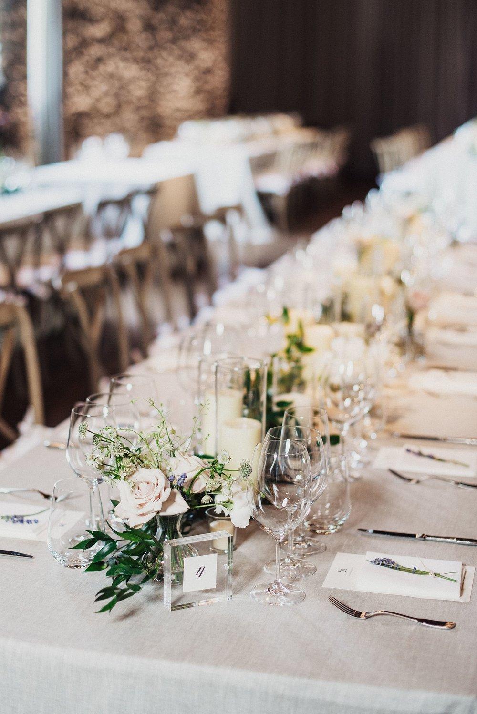 Modern New York Wedding Details