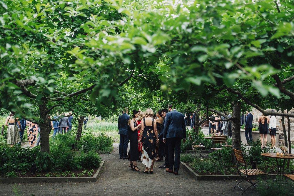 best outdoor wedding venues near NYC