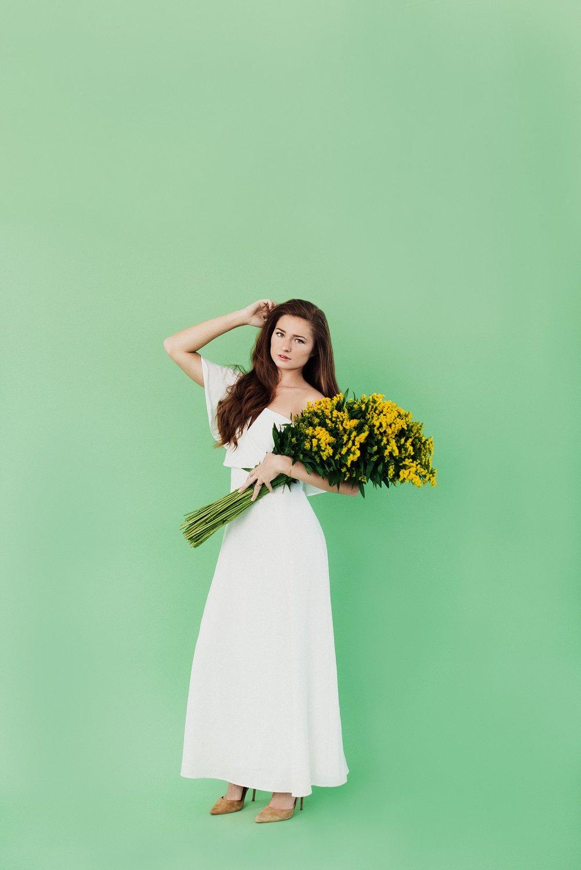 Garden Inspired Studio Bridals