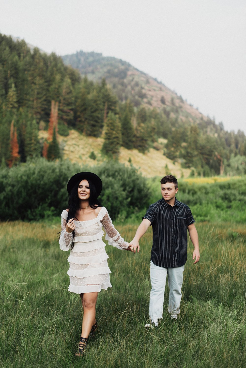 free people canyon engagements