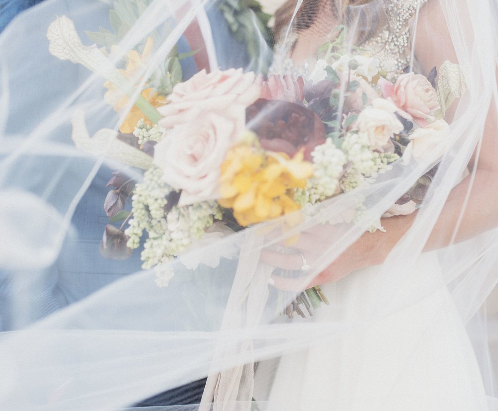 tropical wedding at the white shanty