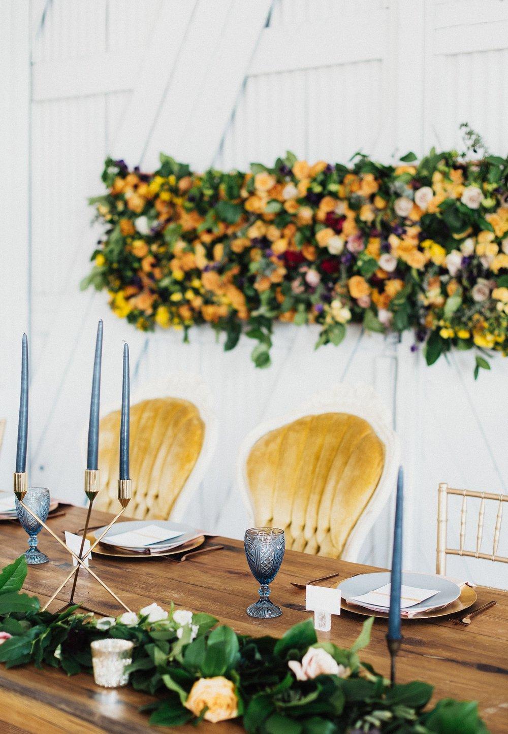 new zealand inspired wedding