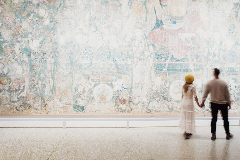 metropolitan museum of art engagements