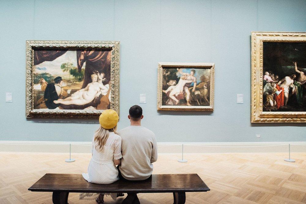 engagements at the metropolitan museum of art