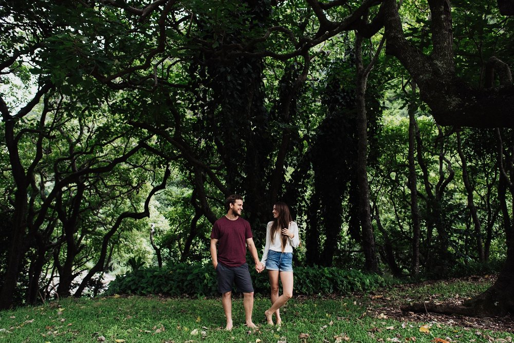 iao valley engagements