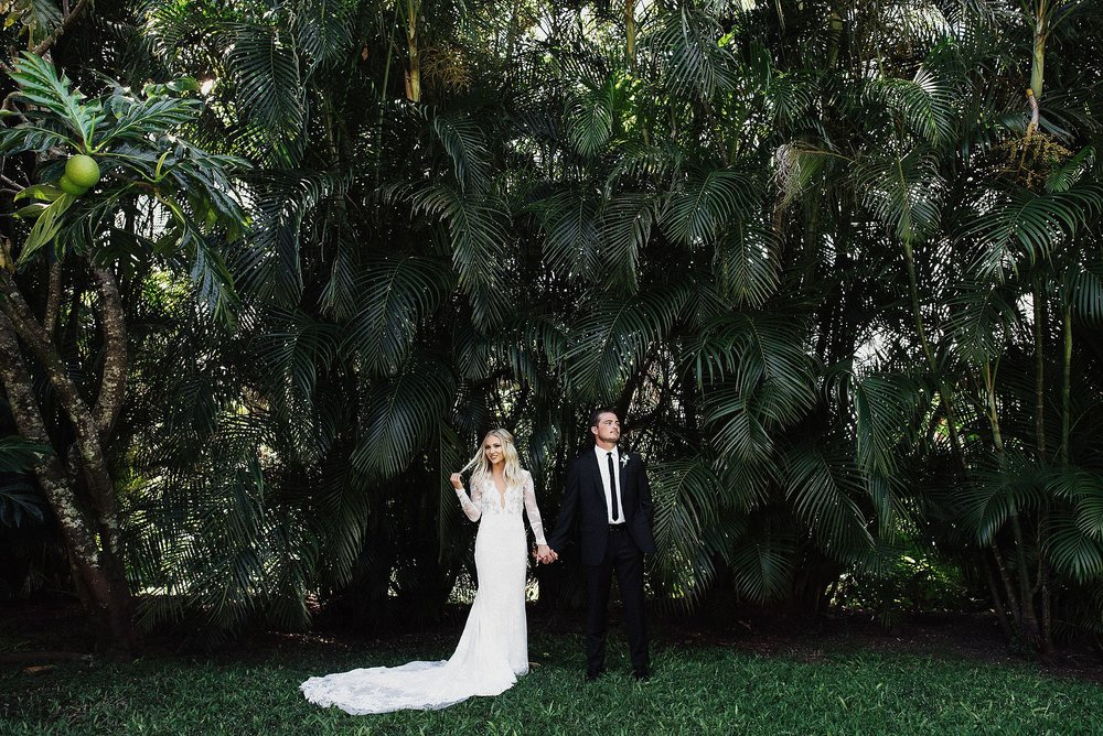 wedding at haiku mill