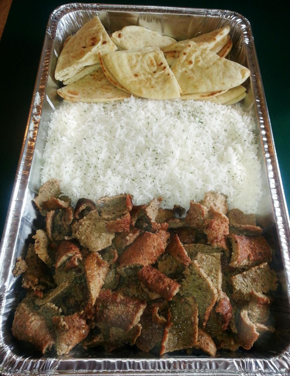 Gyro Platter