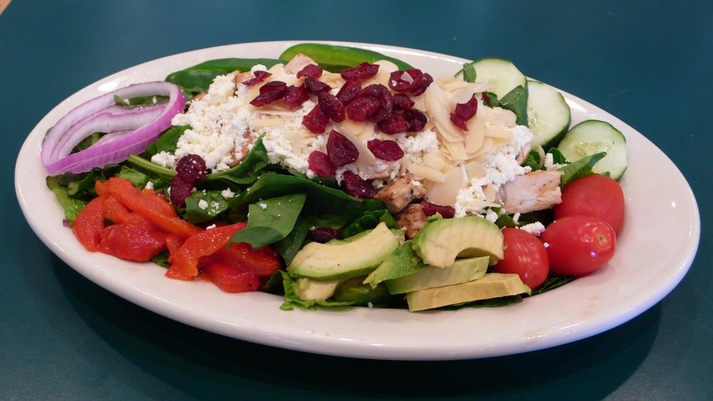 Copy of Copy of Copy of Copy of Mediterranean Salad
