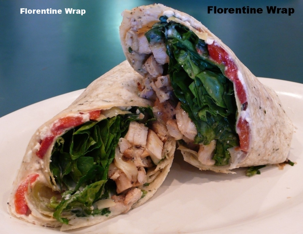 Copy of Florentine Wrap