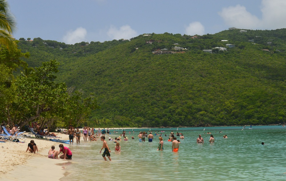 Magen's Bay, St.Thomas